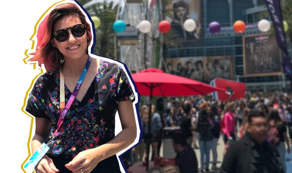 VidCon 2018 | Day 2 – Melhores práticas, Watch Journey e seguidores falsos