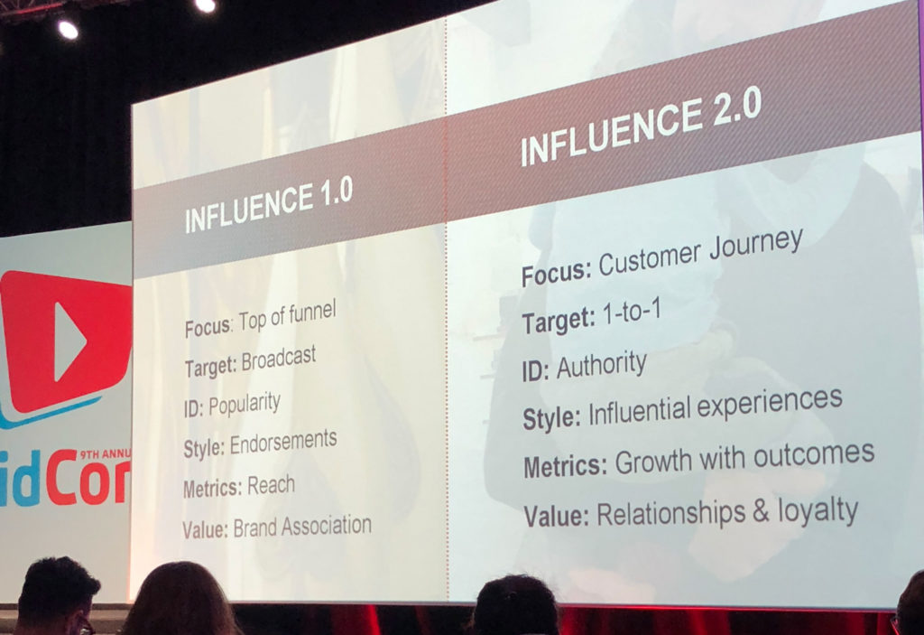 influence-marketing-passa-vidcon-2018