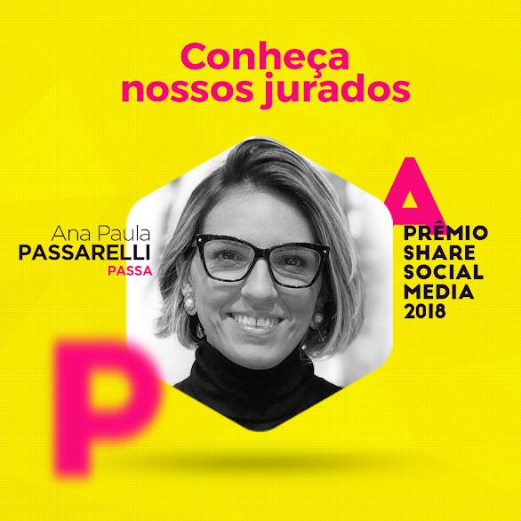 Ana Paula Passarelli PRÊMIO SHARE